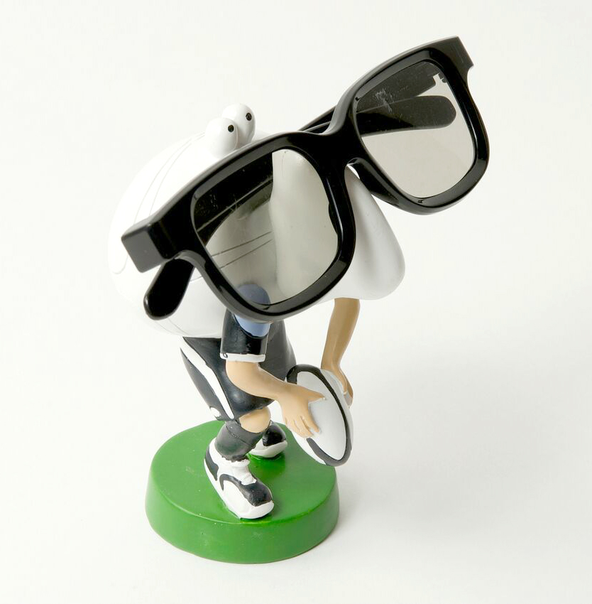 Rugby Sportymoorf Eye Glass Holder - Scotland