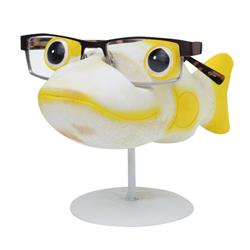 Yellow Fishymoorf Eye Glass Holder